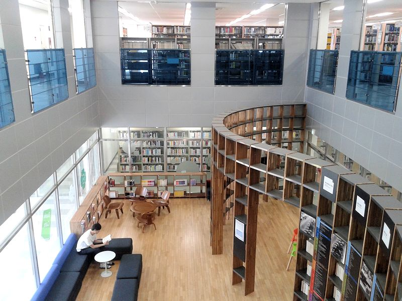 Perpustakaan Pusan National University
